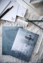 Notebook 2-Pack - Flying Boat