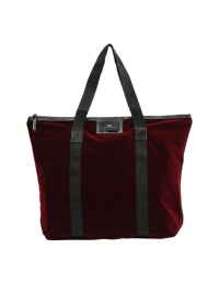 Nero Velvet Bag - Maxims