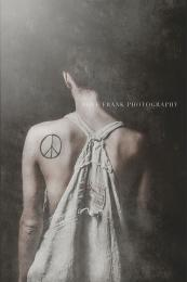 "Tove Frank print ""Peace"""