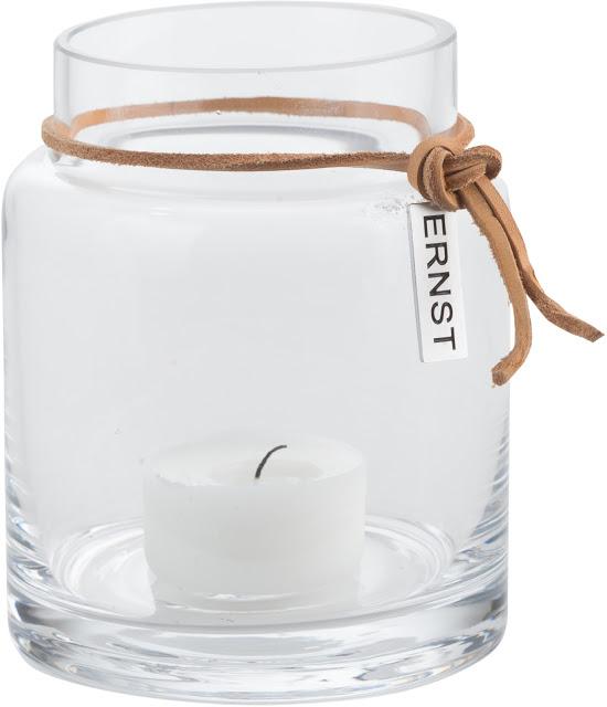 Ljuslykta/Vas Glas, Ernst