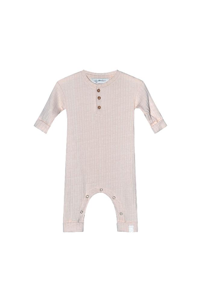 Bowie Jumpsuit Organic - Pink