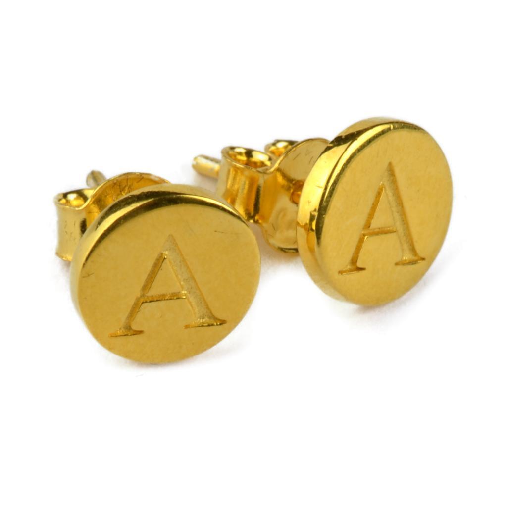 Beloved stud earring - Gold