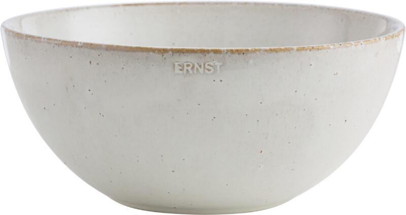 Skål Stengods - 23x10,5 cm
