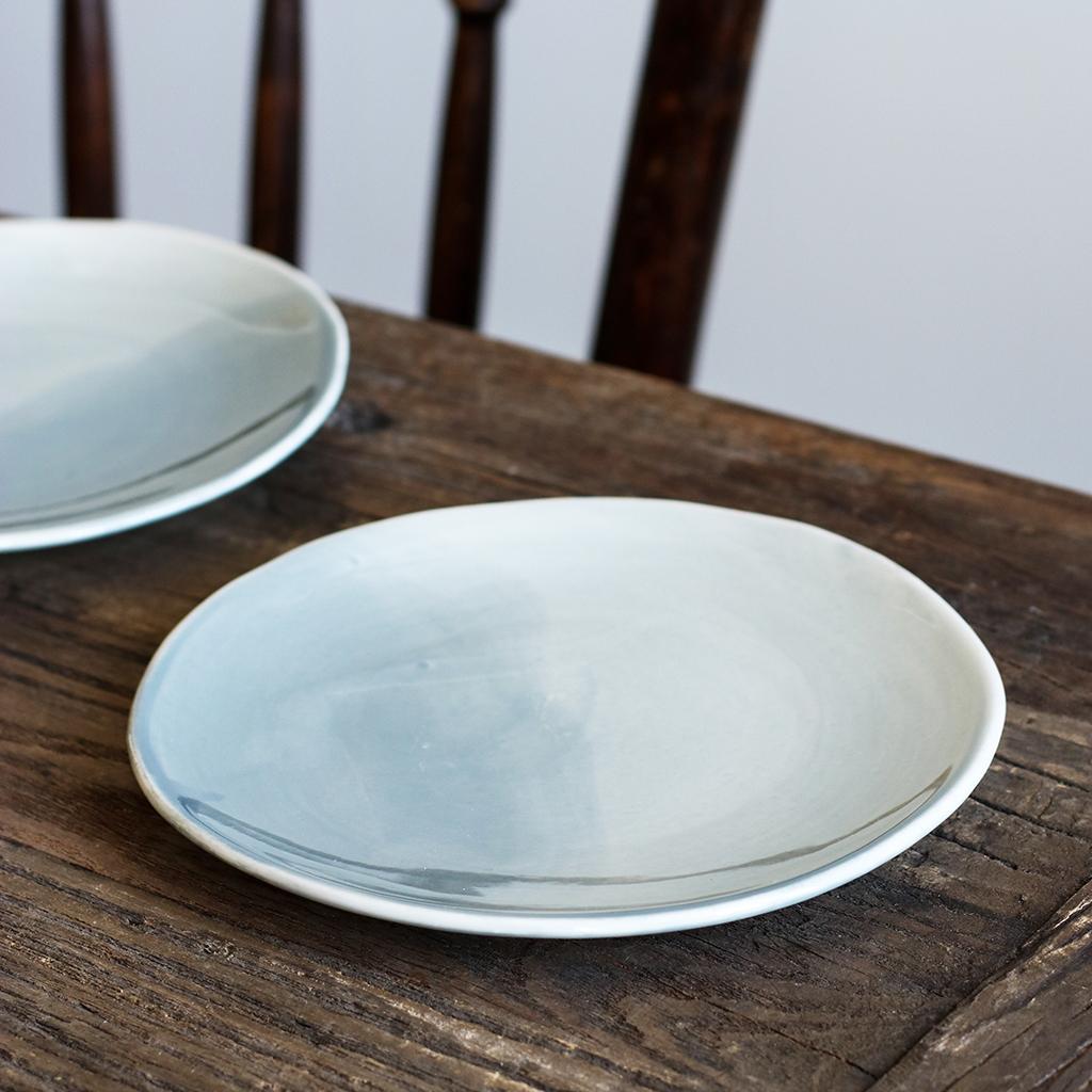 Lille salad plate - Blue