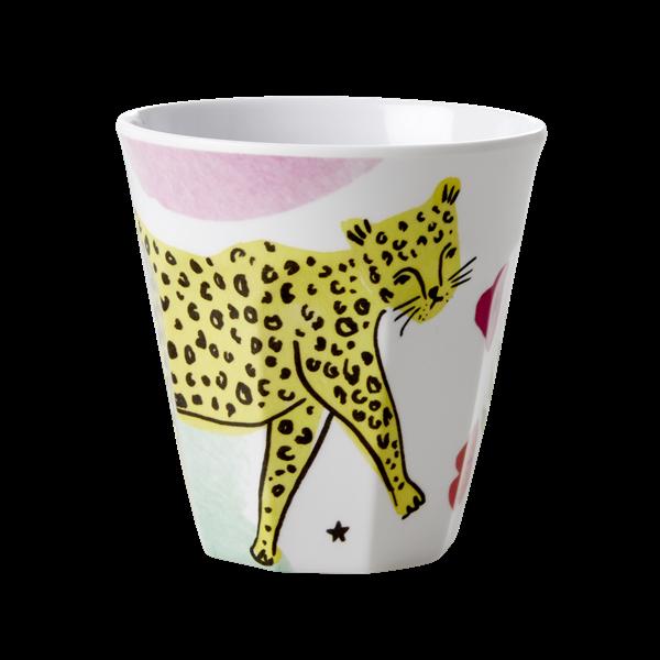 Medium Mugg - Leopard