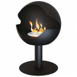 Globe Black Vauni Hög Modell