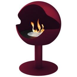 Globe Amethyst Red Vauni Hög Modell