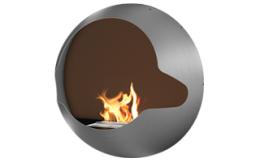 Cupola Vauni Black Mantle Cool Grey Fri frakt, Spisbränsle ingår