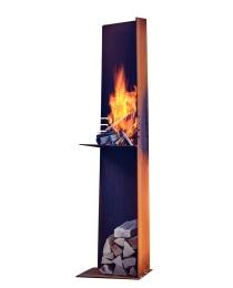 Rais Angle Utekamin/Grill