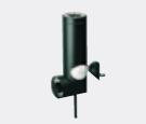 Schiedel L-Rör Med 25 mm Isolering och Sotlucka