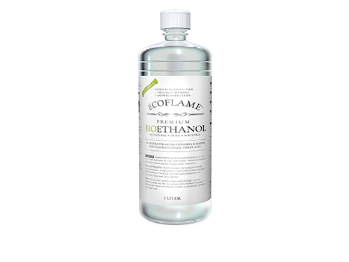 Eco-Flame Premium Bioetanol Spisbränsle