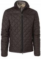 Chevalier Avalon Quilt Coat Brown