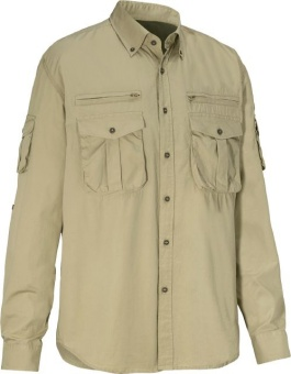 Swedteam Aamir Shirt Beige