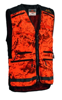 Swedteam Fire Dog Handler Vest M