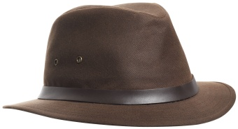 Chevalier Bush Hat Brown