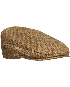 Chevalier Hawick Tweed 6-Pence Cap