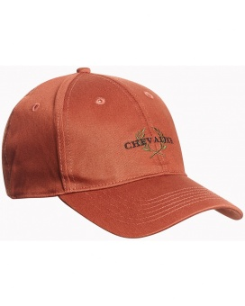 Chevalier Camden Cotton Cap Orange