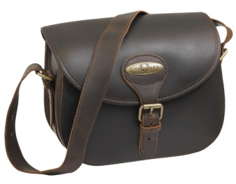 Chevalier Cartridge Leather Bag