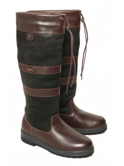 Dubarry Galway Black/Brown