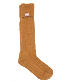 Dubarry Alpacka Sock Mustard