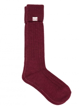 Dubarry Alpacka Sock Malbec