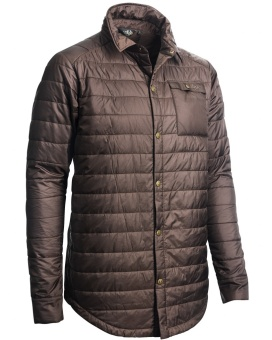 Chevalier Avalon Primaloft Shirt Brown