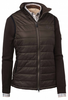 Chevalier Avalon Vest Brown Lady