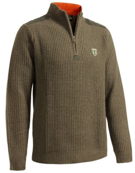 Chevalier Rosebud Windblocker Pullover Green