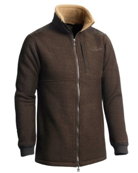 Chevalier Milestone Fleece Coat Brown Lady