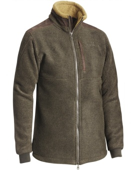 Chevalier Milestone Fleece Coat Greenmelange