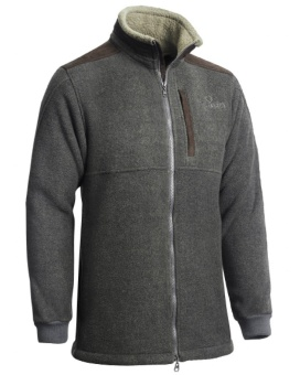 Chevalier Milestone Fleece Coat Greymelange