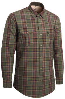Chevalier Victor Flanell Shirt w Mesh