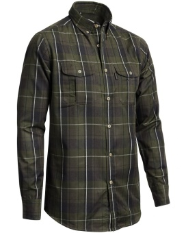 Chevalier Ingram Woolmix Shirt W Mesh