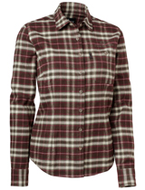Chevalier Sea Mill Flannel Lady Shirt HB LS