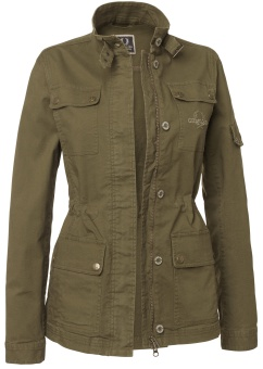 Chevalier Devon Lady Coat Green