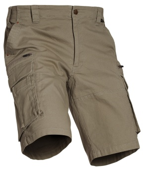 Chevalier Devon Shorts Dark Khaki
