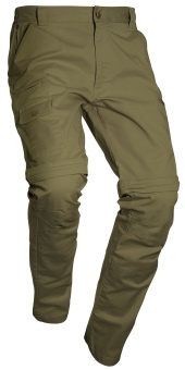 Chevalier Devon Zip-off Pant Green