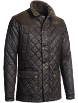 Chevalier Moorland Quilted Coat