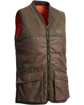 Chevalier Whisper Vest Checked