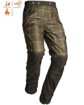 Chevalier Whisper Lady Pant Checked
