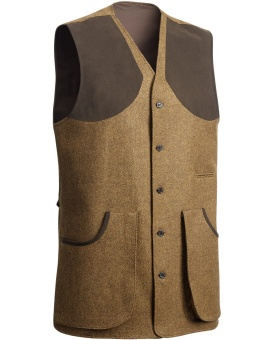 Chevalier Hawick Tweed Shooting Vest