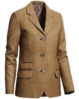 Chevalier Hawick Tweed Lady Blazer