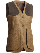 Chevalier Hawick Tweed Shooting Lady Vest