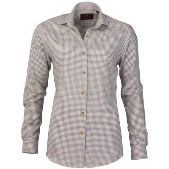 Laksen Violet Cotton Wool Sport Ladie Shirt