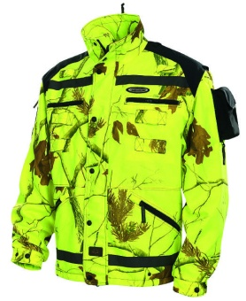 Swedteam Defender HIVIZ M Jacka