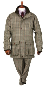 Laksen Limited Edition De Grey Wingfield Coat