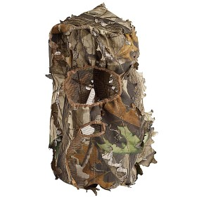 Swedteam Leaf Camo Wood Huva