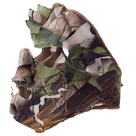 Swedteam Leaf Camo Wood Mask