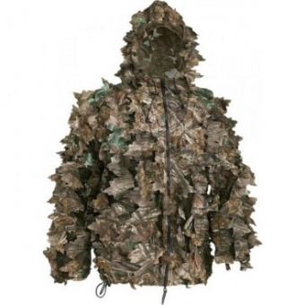 Swedteam Wood Leaf Camo M Camoset