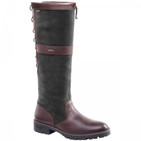 Dubarry Glanmire Black/Brown